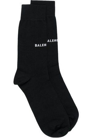 Balenciaga Strømper med logo