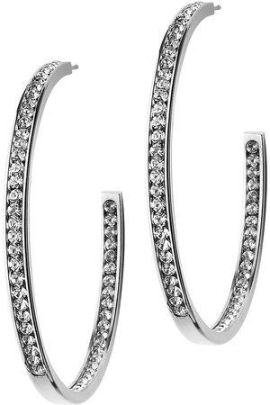 Edblad Andorra Earrings Large Steel Ørestickere Smykker Sølv