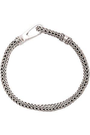 John Hardy Classic Chain-armbånd i sølv med kroglås