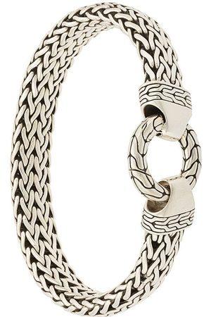 John Hardy Klassisk armbånd med kæder og hægtelås