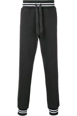 Dolce & Gabbana Joggingbukser med elastiske opslag