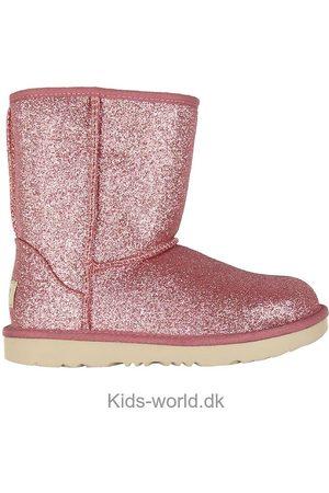 UGG Vinterstøvler - Bamsestøvler - Short II Glitter