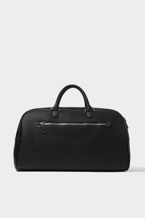 Zara BLACK BOWLING BAG