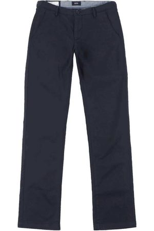 HUGO BOSS Slim Fit Chinos with a Straight Leg
