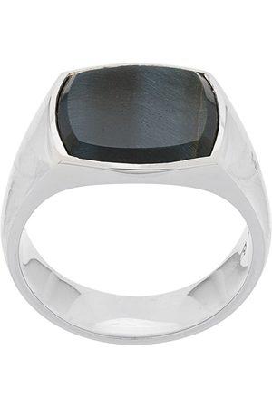 TOM WOOD Mænd Ringe - Ring med sten i small