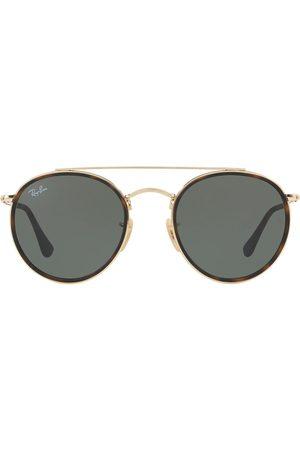 Ray-Ban Runde solbriller med dobbelt næsebro