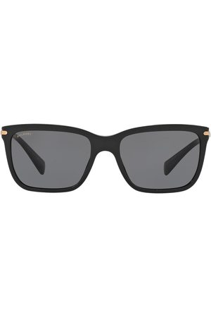 Bvlgari Solbriller med firkantet stel