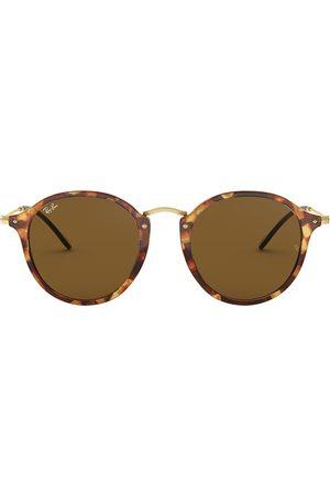 Ray-Ban Round Fleck-solbriller