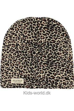 MarMar Huer - Hue - Leo Beanie - Leopard