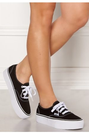 Vans Authentic Platform Black 36