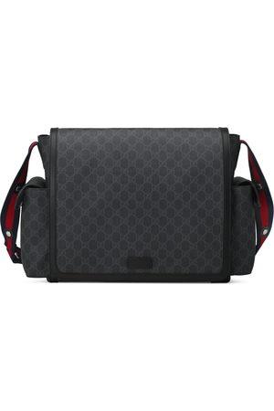 Gucci Baby Tasker - GG Supreme diaper bag