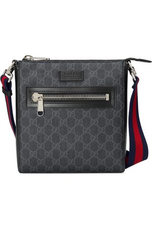 Gucci Mænd Tasker - GG Supreme small messenger bag