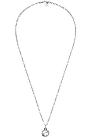 Gucci Interlocking G pendant necklace