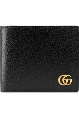Gucci Mænd Punge - GG Marmont leather coin wallet