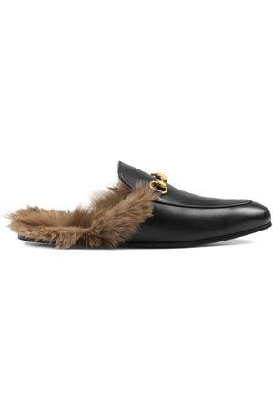 Gucci Tøffler - Princetown leather slipper
