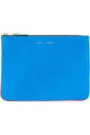 Comme des Garçons Colour block wallet