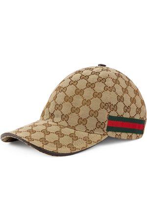 Gucci Original GG canvas baseball hat with Web