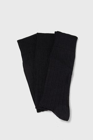 Zara Pakke med strømper i rib