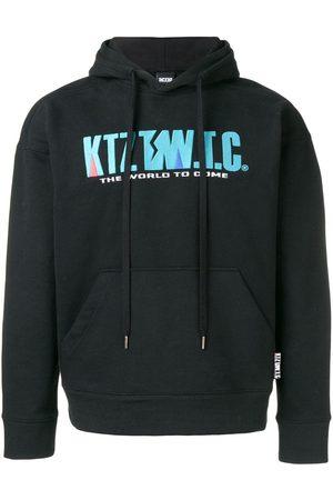 KTZ Sweatshirt med broderet bogstaver