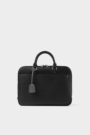 Zara Mænd Laptop & Business Tasker - Dokumentmappe basic