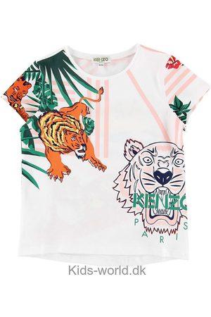 Kenzo Kortærmede - T-shirt - m. Tigere