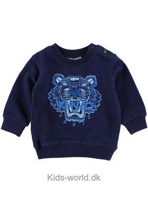 Kenzo Sweatshirt - Navy m. Tiger