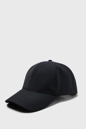 Zara PEAK CAP MED TEKSTUR