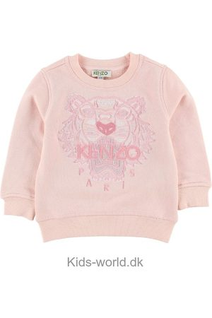 Kenzo Sweatshirt - Lyserød m. Tiger