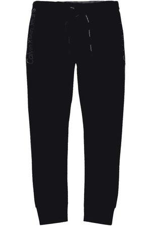 Calvin Klein Mænd Joggingbukser - Cotton Terry Logo Sweatpants