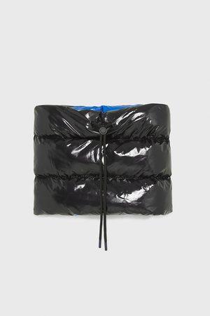 Zara Vatteret tubehalstørklæde