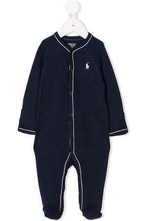 Ralph Lauren Pyjamas med broderet logo