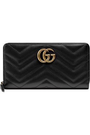 Gucci Punge - GG Marmont zip around wallet