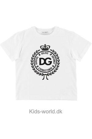 Dolce & Gabbana Kortærmede - T-shirt - m. Print