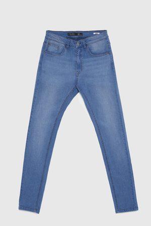 Zara Kvinder Slim & Skinny bukser - STRETCH BUKSER SKINNY FIT