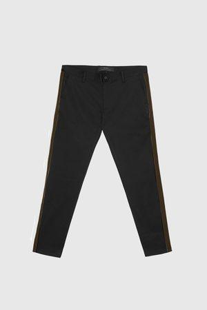 d6a69384824 Zara sorte mænd bukser, sammenlign priser og køb online