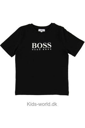 HUGO BOSS Kortærmede - T-shirt - m. Logo