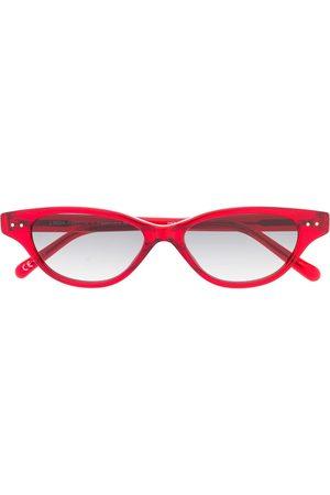 Linda Farrow Cat-eye-solbriller