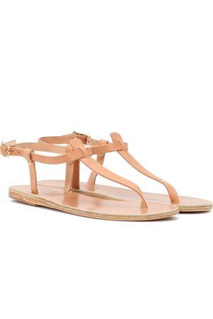 Ancient Greek Sandals Lito leather sandals