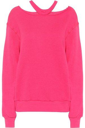 UNRAVEL Sweatshirts - Cotton and cashmere sweatshirt