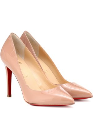 Christian Louboutin Accessories - Pigalle 100 patent leather pumps