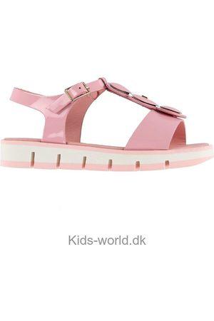 Dolce & Gabbana Sandaler - Lyserød m. Hjerter