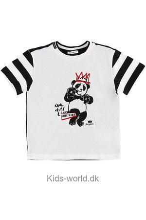 Dolce & Gabbana Kortærmede - T-shirt - / m. Panda