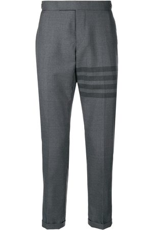 Thom Browne 4-Bar Skinny-Fit Trouser