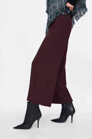 Zara High waist bukser