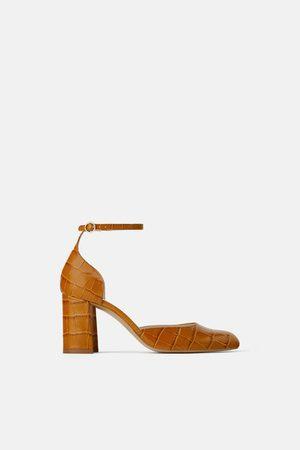 68c93c4d Zara bedste kvinder hæle, sammenlign priser og køb online