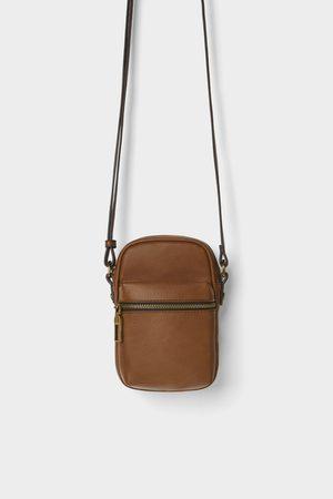 Zara Basic mini-skuldertaske