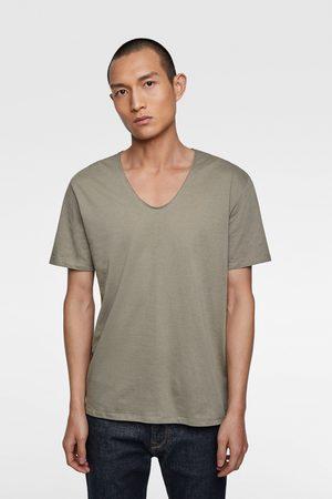 Zara Basic easy fit t-shirt