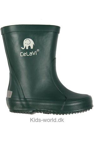 CeLaVi Gummistøvler - Gummistøvler - Mørkegrøn