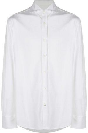Brunello Cucinelli Poplin-skjorte