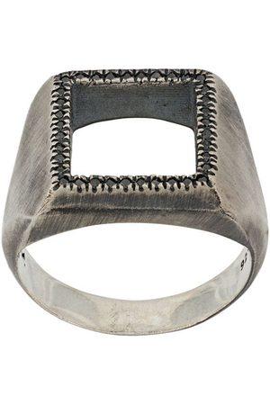 M. COHEN Ringe - åben firkantet ring